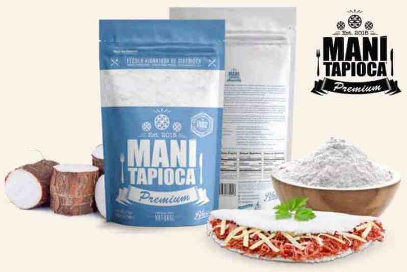 Mani Tapioca - Glutenfri
