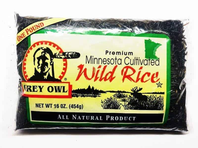 Grey Owl - Minnesota Wild Rice