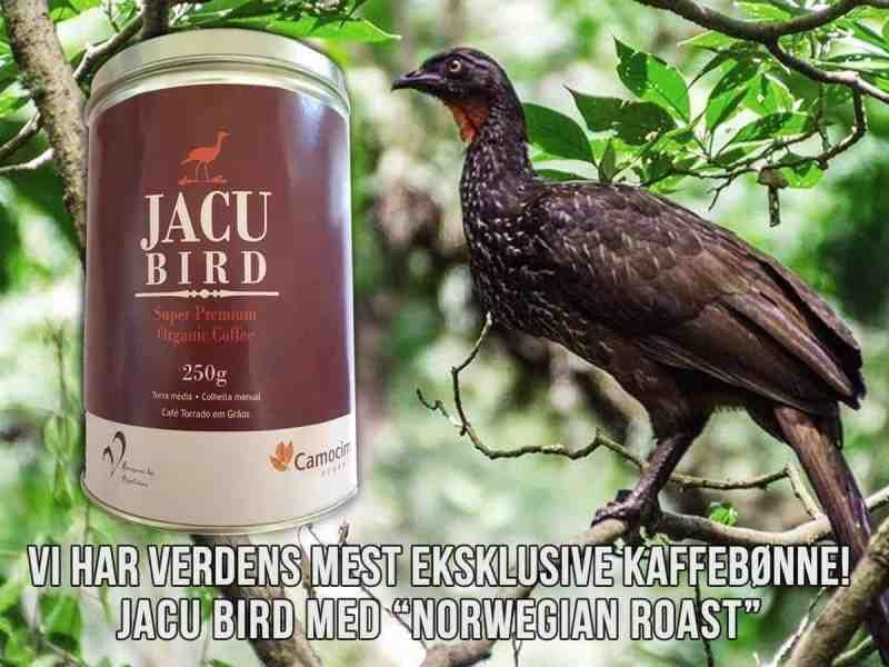 Jacu Bird Super Premium Coffee