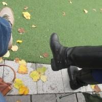 Storie di piedi e di suoli