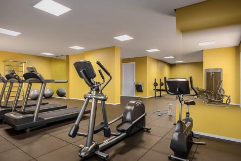 Fitness com 90m² do Next Astorga Condomínio Clube