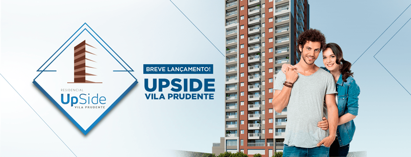 Banner Face do Upside Vila Prudente