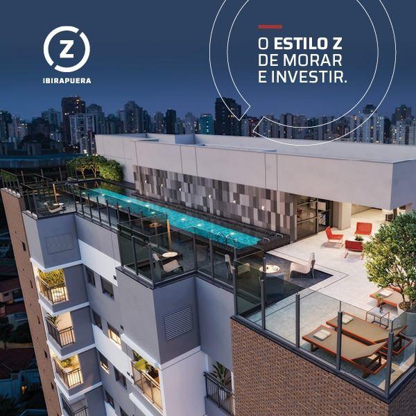 Empreendimento Z Ibirapuera by Eztec