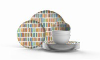 Dinnerware design by Claudia Owen 2
