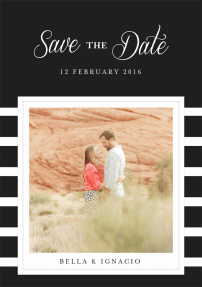 stripe-frame-save-the-dates-by Claudia Owen4