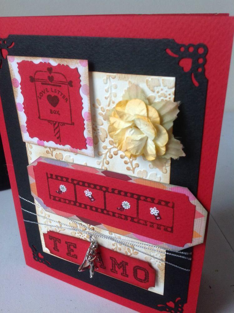 tarjeta scrapbook para san valentin 11