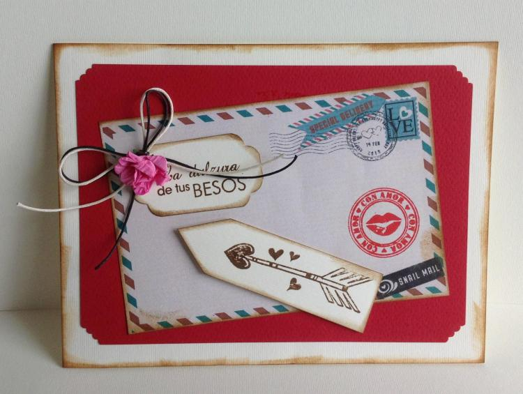 tarjeta scrapbook para san valentin 21