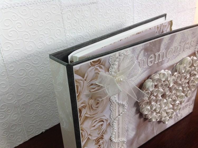 album libro de firmas para boda corazon con rosas (4)