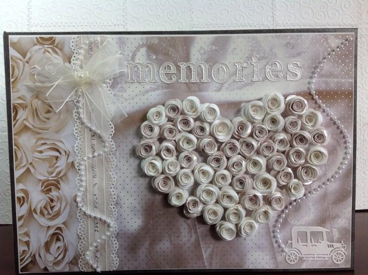 album libro de firmas para boda corazon con rosas (9)