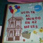 album scrapbook our adventure book pelicula up (15)