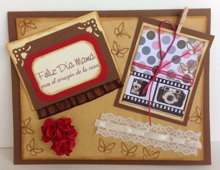 tarjeta scrapbook para el dia de la madre (13)