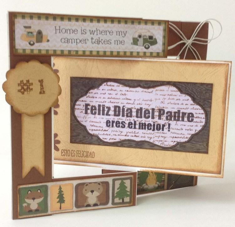 tarjeta scrapbook para el dia del padre (11)