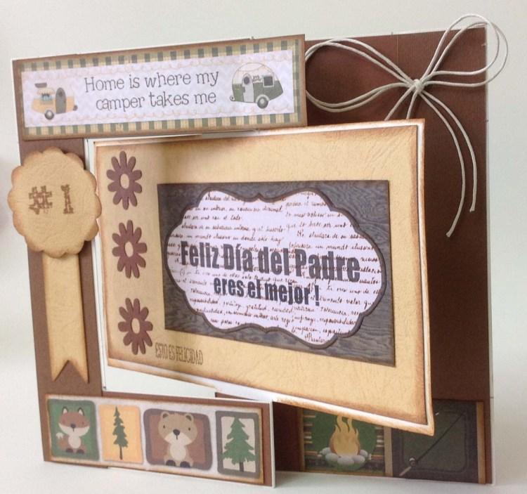 tarjeta scrapbook para el dia del padre (12)