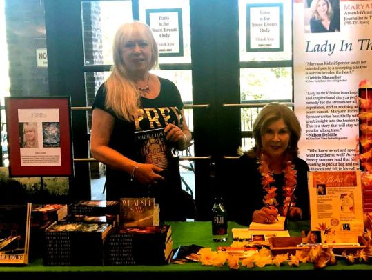 Sheila & Maryann Ridini-Spencer, Barnes & Noble