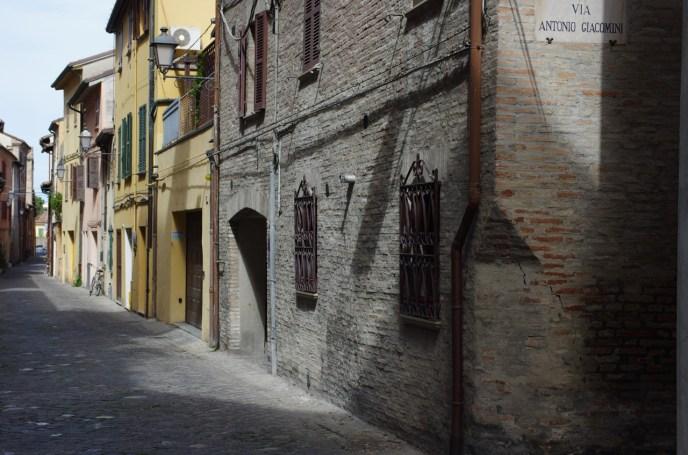 Via Antonio Giacomini