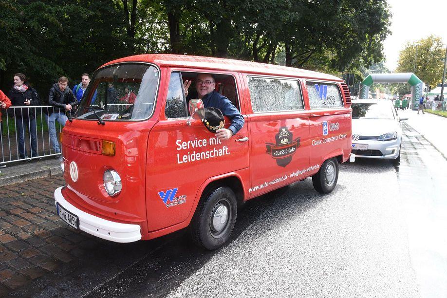 Auto Wichert Stadtpark Revival Bulli Sonderlauf