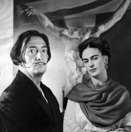 Dalì e Frida