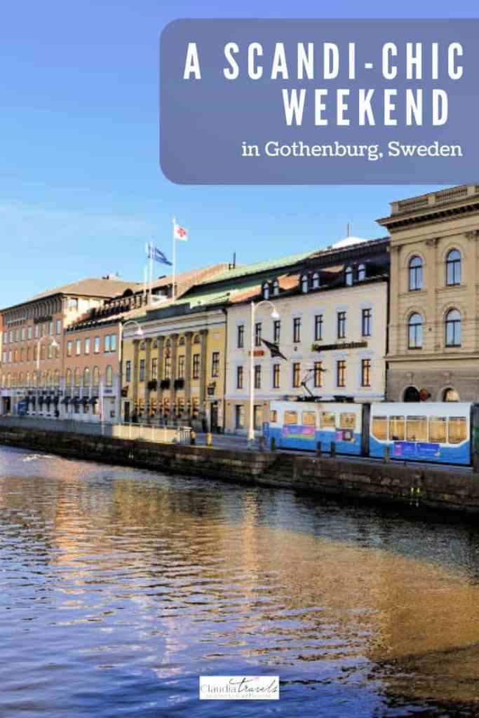 weekendin gothenburg sweden