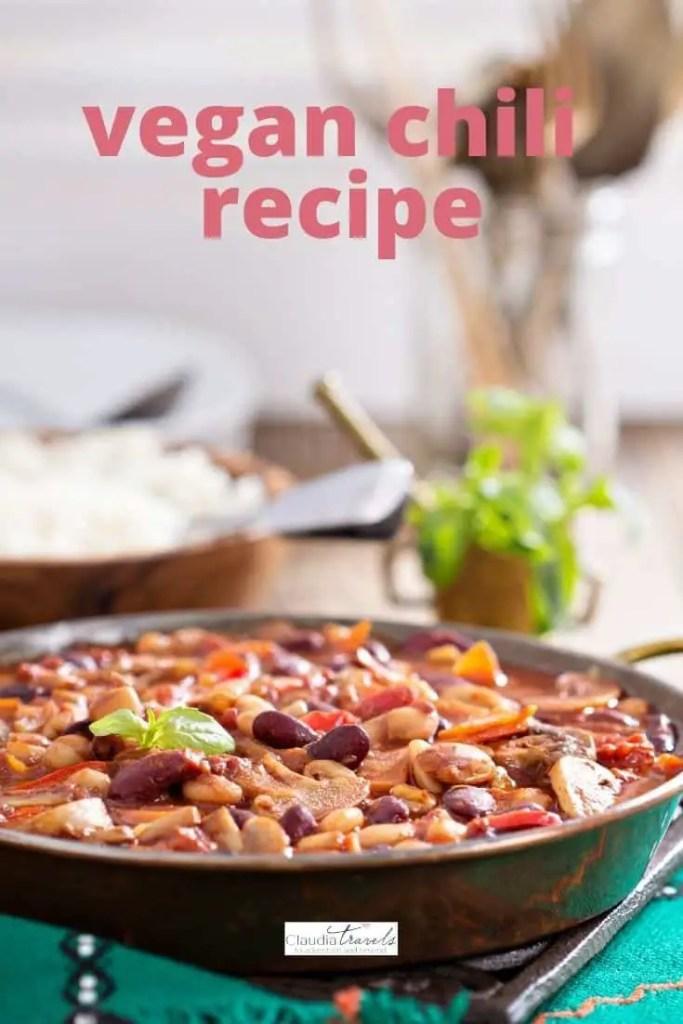 best vegan chili recipe