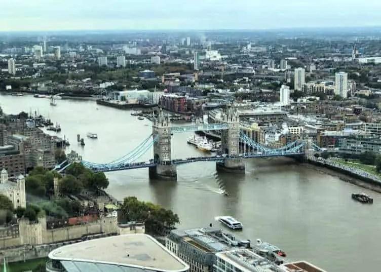 three days in london itinerary