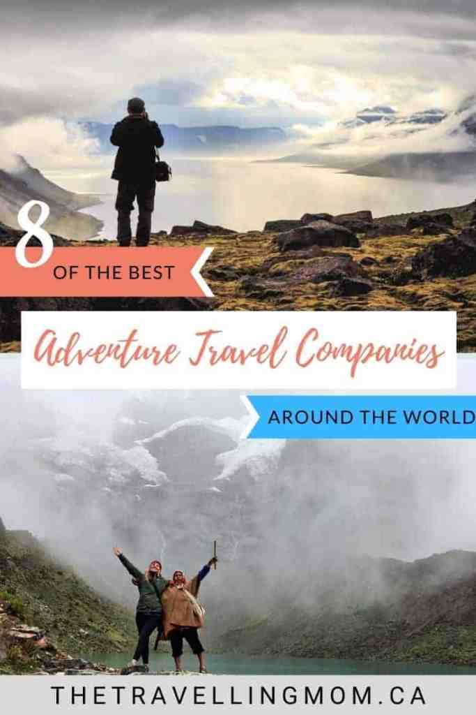 best adventure travel companies