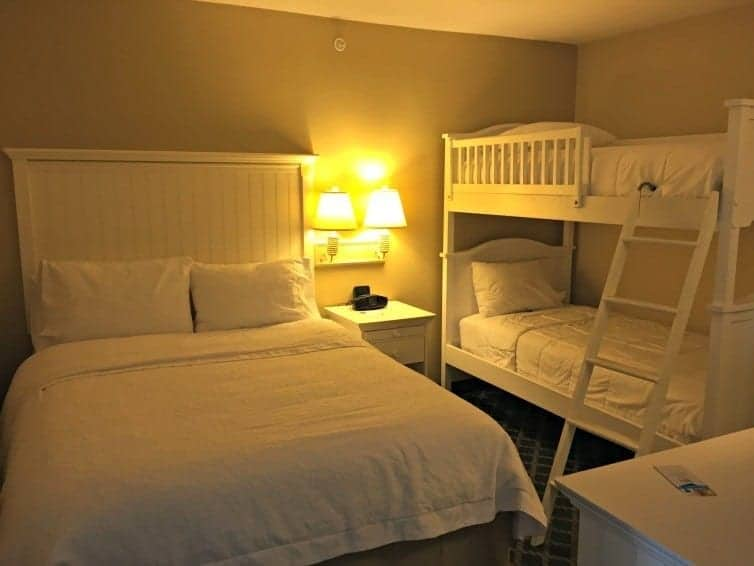 hotel room beds in myrtle beach