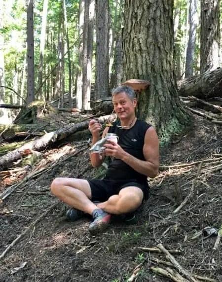 Mountain Trek's wise and inspirational Program Director, Kirkland Shave (via thetravellingmom.ca)