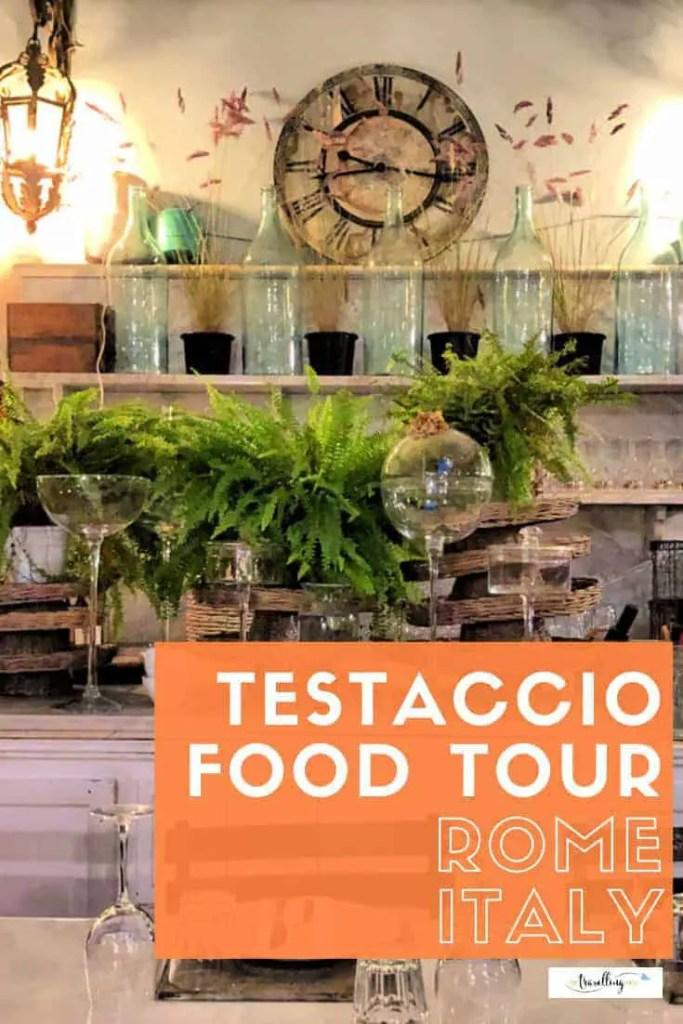 testaccio food tour rome