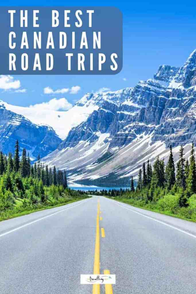 canadian road trips