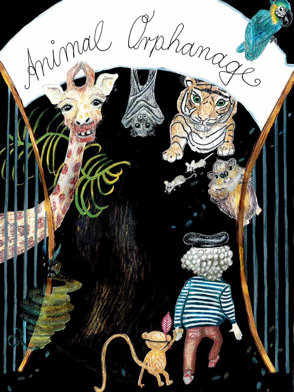 Claudie Linke Kids Illustration