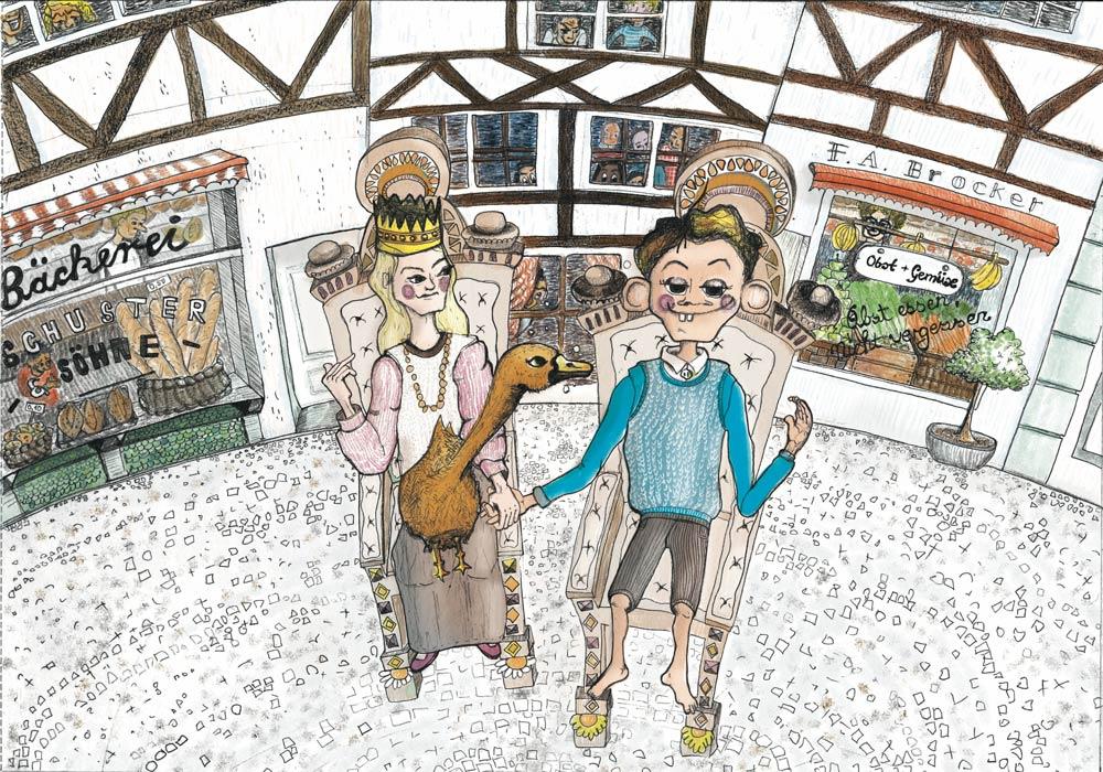 Claudie Linke_Kids Illustration