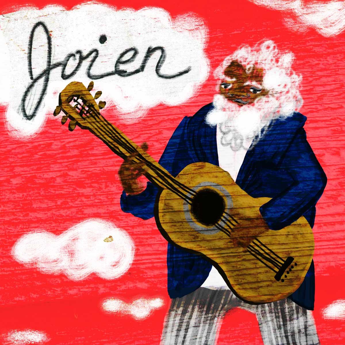 Joien - Album Cover (Digital Illustration)