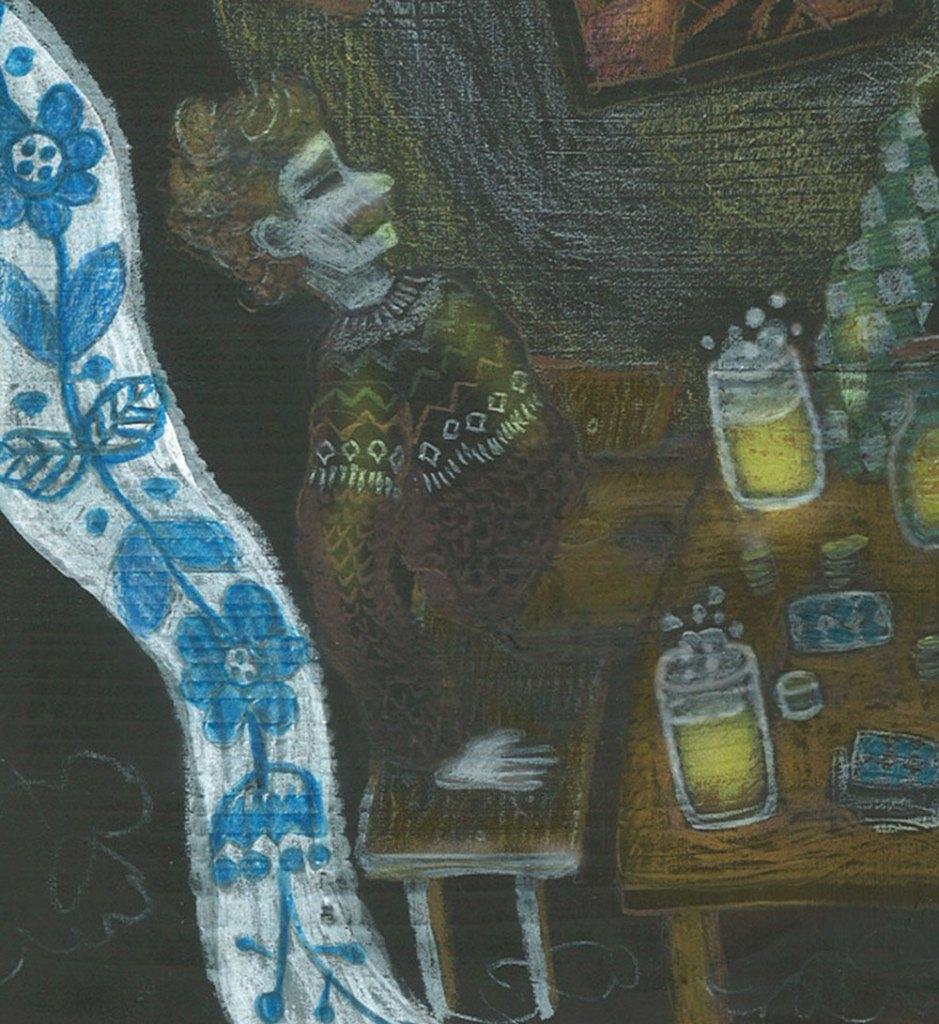 Claudie Linke Children Illustration