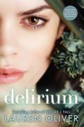 Delirium – Lauren Oliver (4/5) 480 Seiten (englisch)