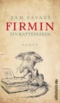Firmin, ein Rattenleben - Sam Savage (4/5) 208 Seiten