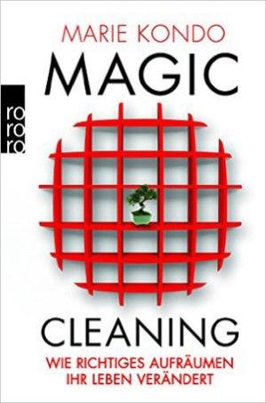 Magic Cleaning - Marie Kondo (5/5) 224 Seiten