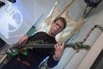 Welf Oertel am Bass (Foto: Frank Martin Dietrich)