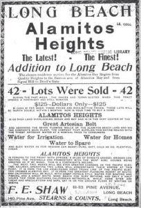 Long Beach Press 3/26/1904