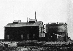 Electric plant, 1902.