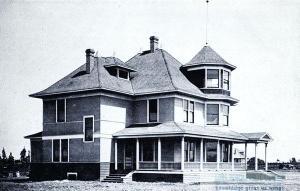 John Carroll home