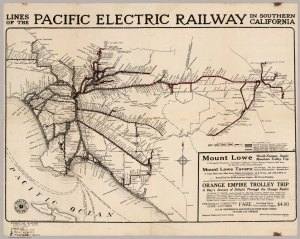 Pacific Electric routes