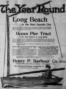 ocean pier tract