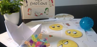 Atelier Individuel Sophro-Relaxation Enfant «Gestion des Emotions»