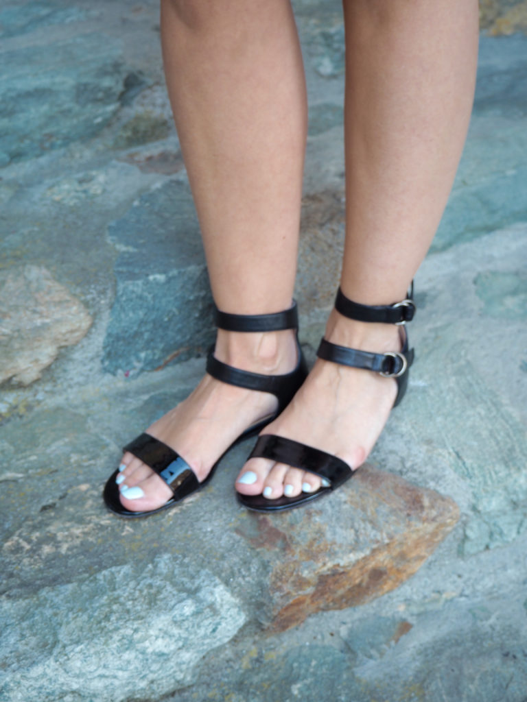 Louboutin sandals claudinesroom