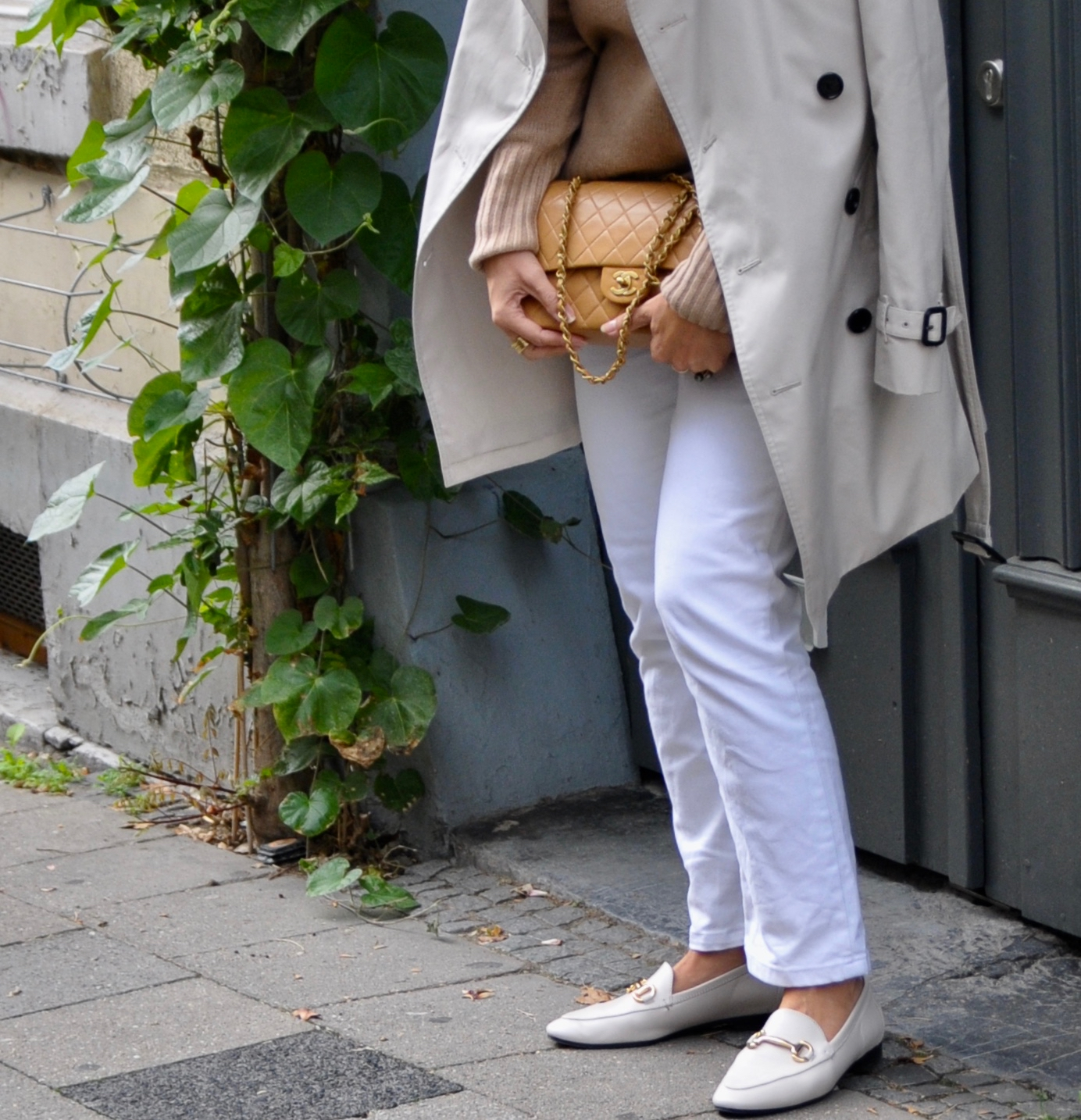 Oversized Rollkragenpullover und Chanel bag - claudinesroom