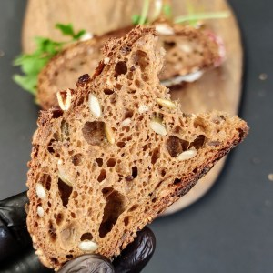 FREE GIFT RECIPE: CP-PANE DI SANT ABBONDIO (English & German)