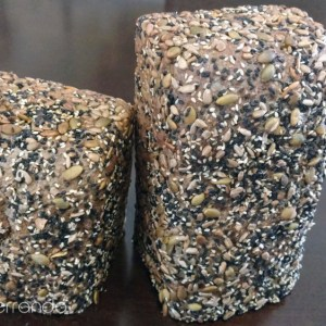 RECIPE & MEDIA: CP-BLACK ROCK SEEDS BREAD (English / Deutsch / Espanol)