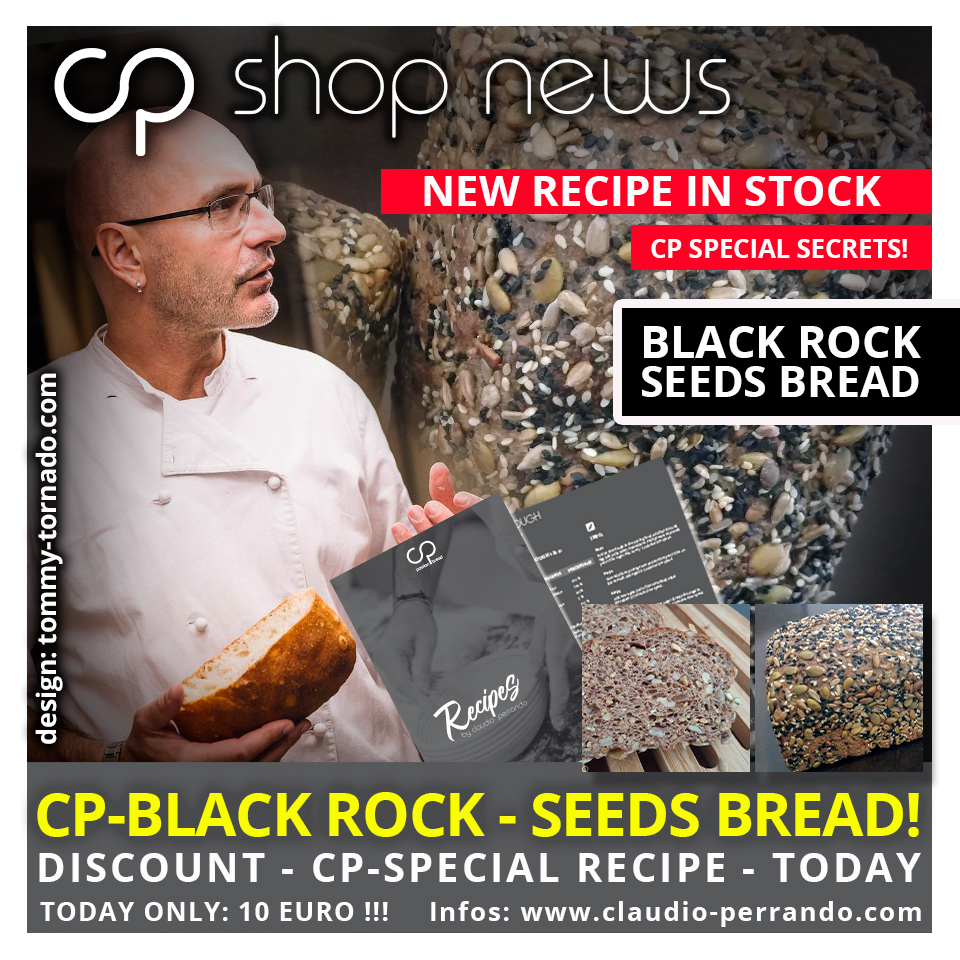THIS IS ROCK N ROLL: CP-BLACK ROCK SEEDS BREAD – NOW IN STORE!
