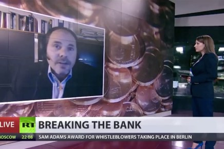 Claudio Grass on RT
