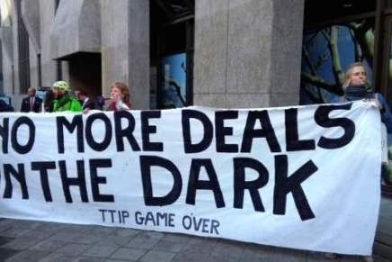 The Undemocratic Nature of the Transatlantic Trade and Investment Partnership